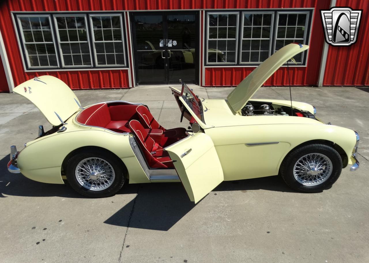 1961 Austin Healey 3000 20