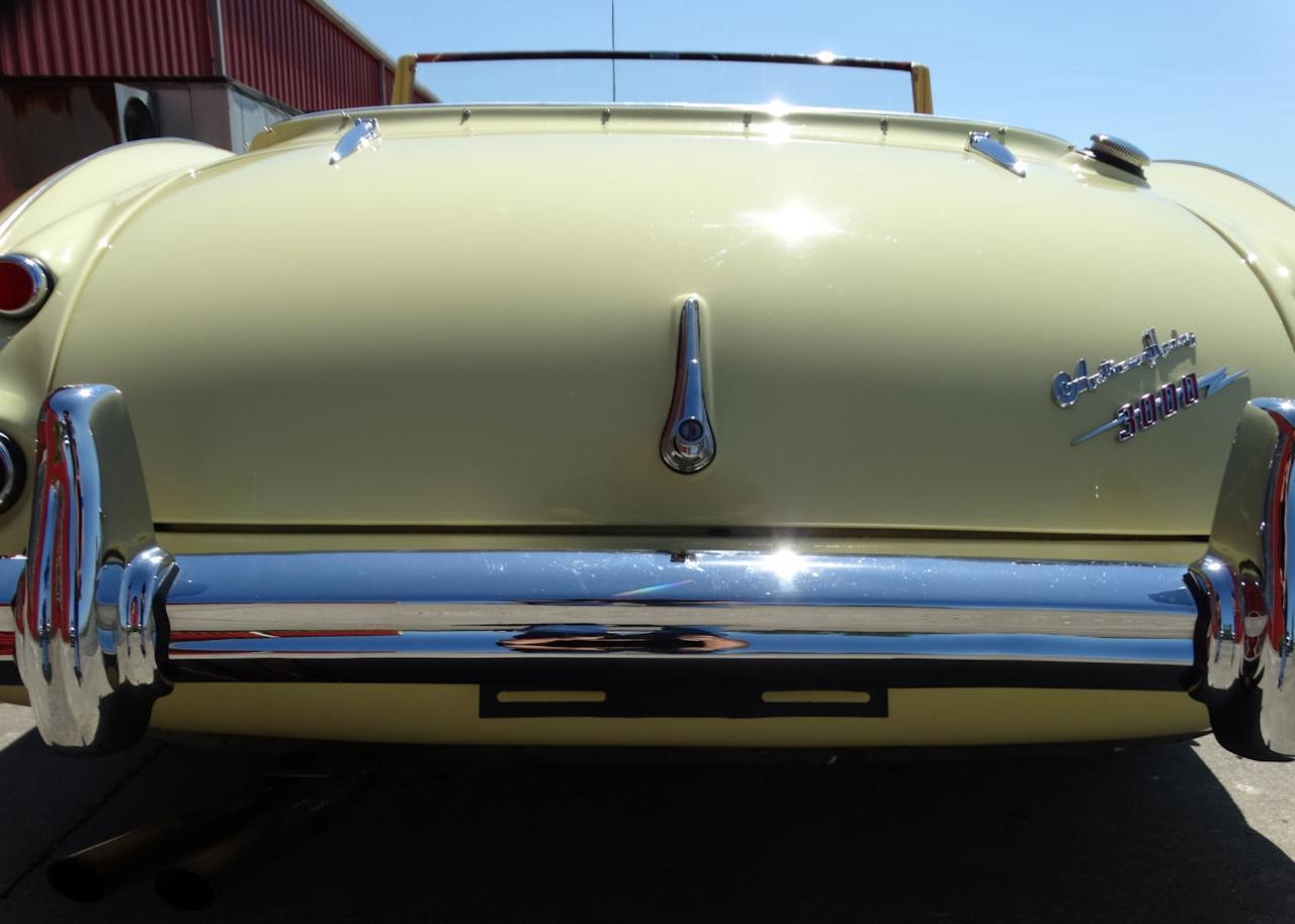 1961 Austin Healey 3000 31