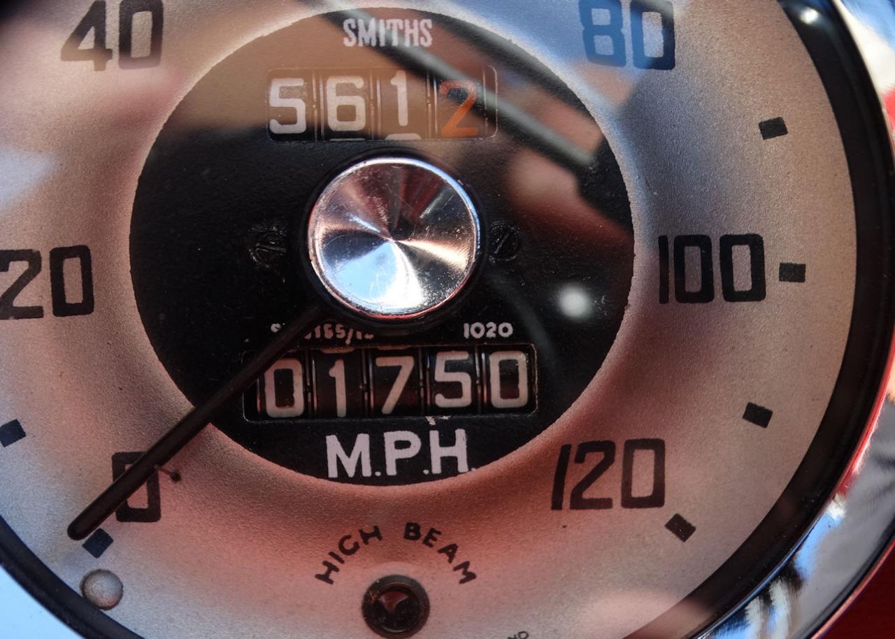 1961 Austin Healey 3000 39