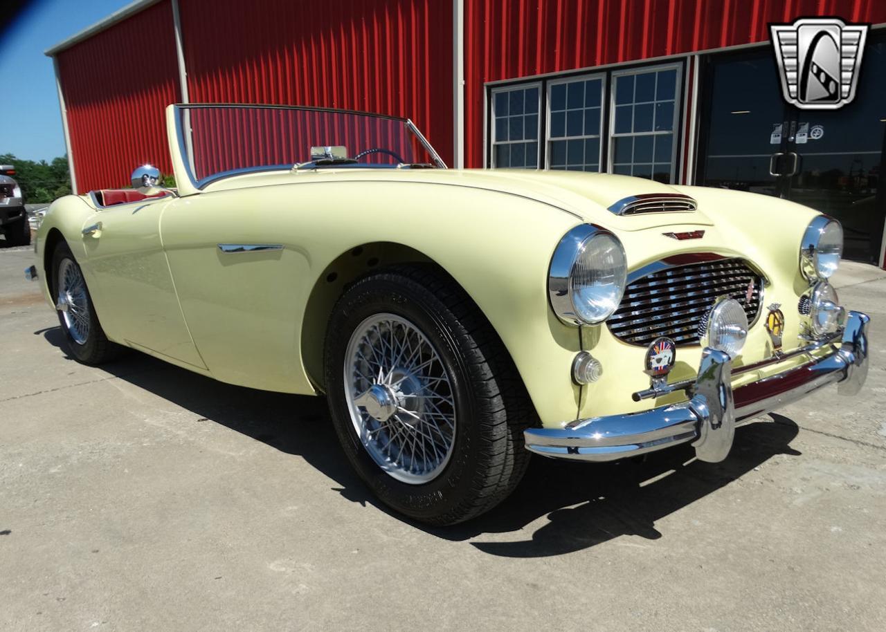 1961 Austin Healey 3000 42