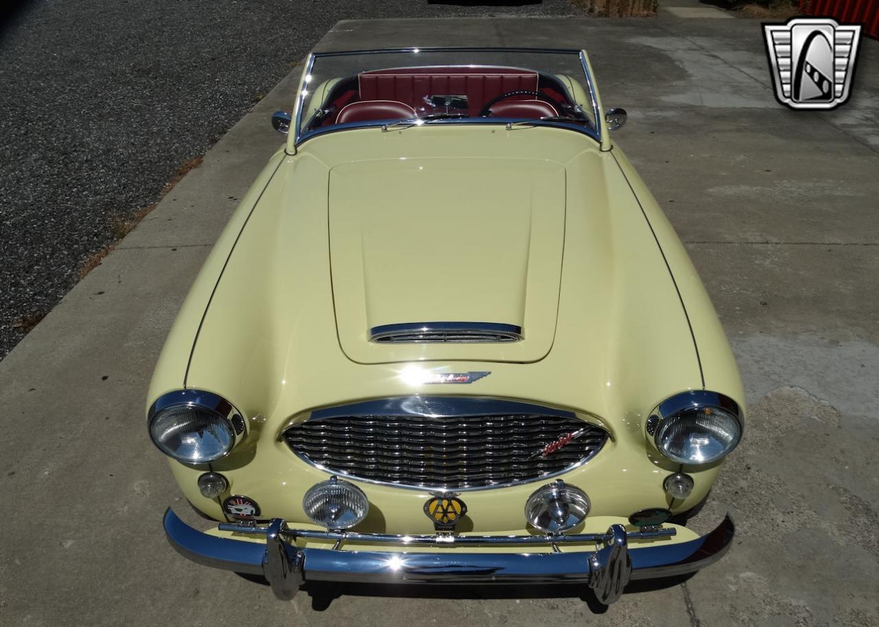 1961 Austin Healey 3000 48