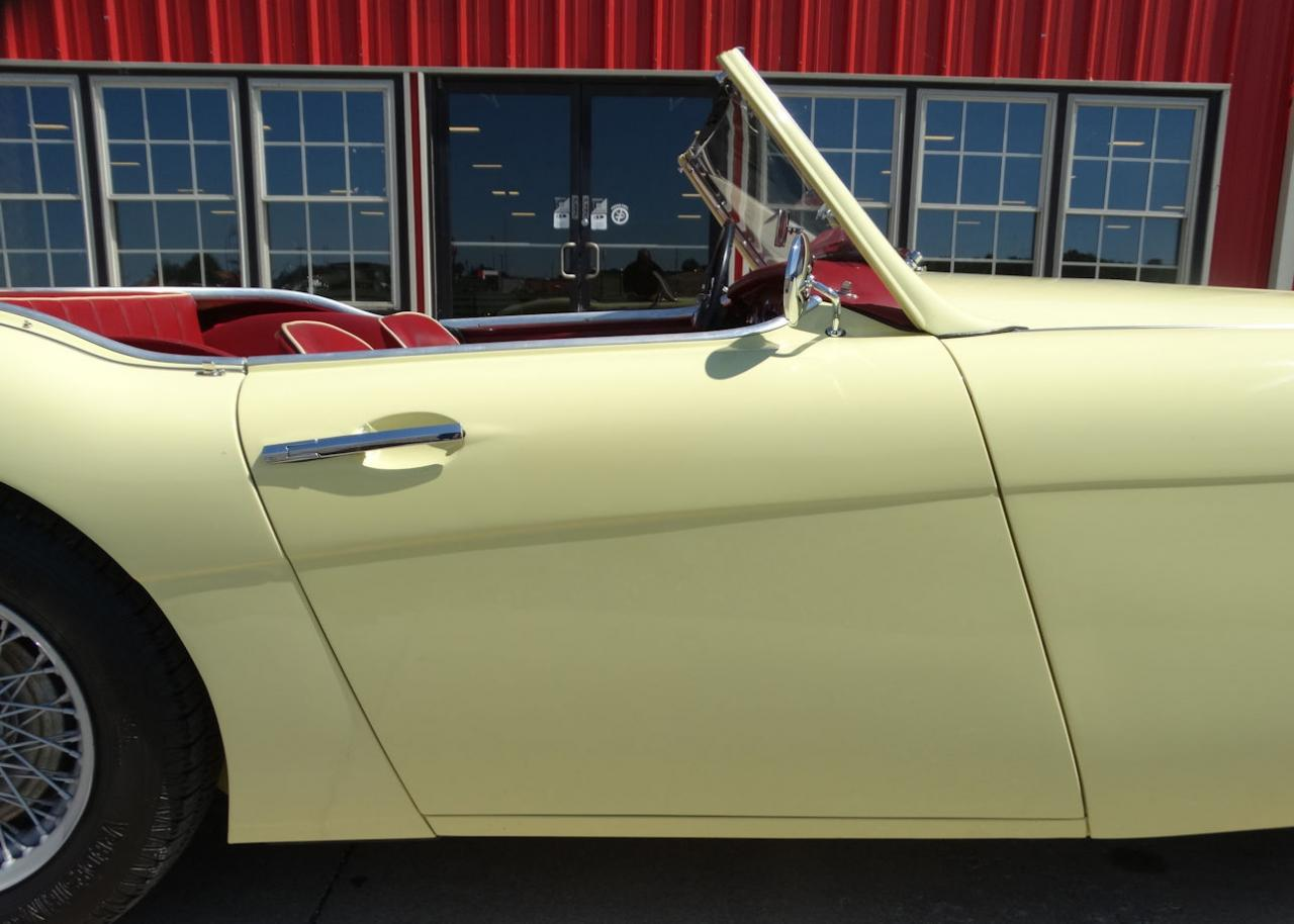 1961 Austin Healey 3000 49
