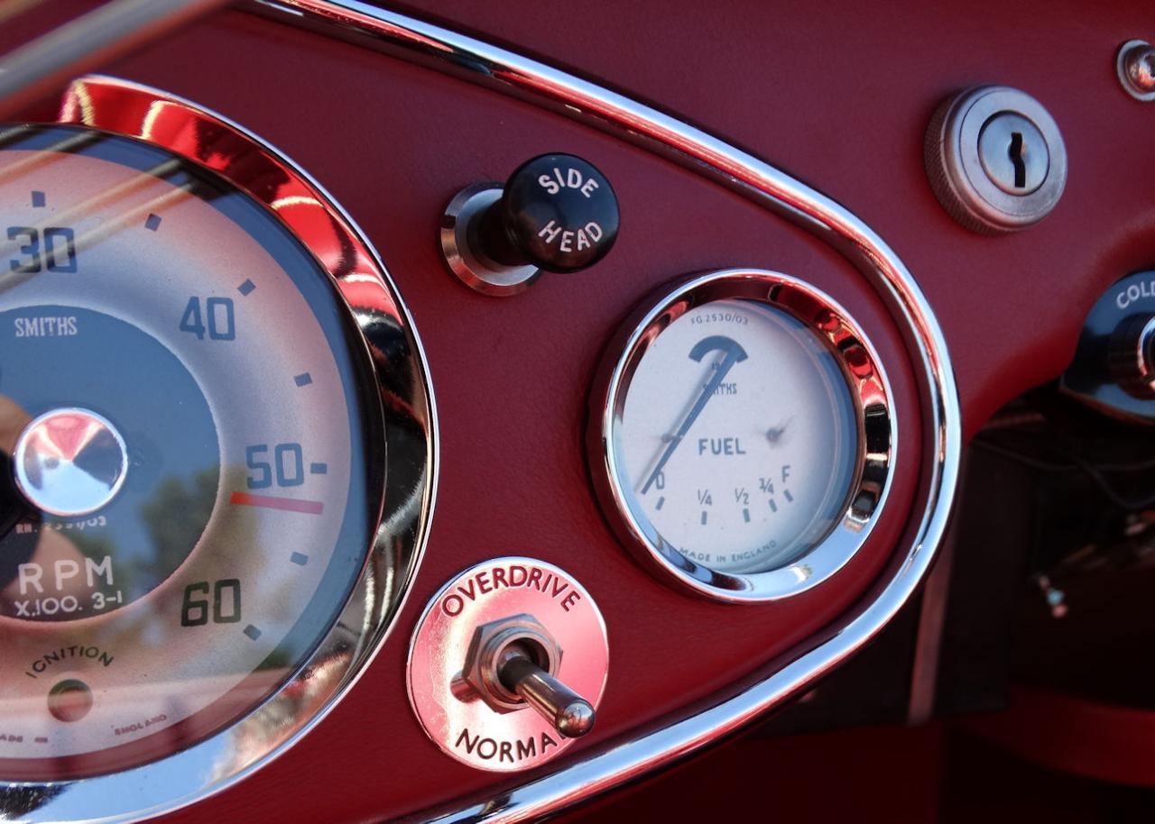 1961 Austin Healey 3000 51