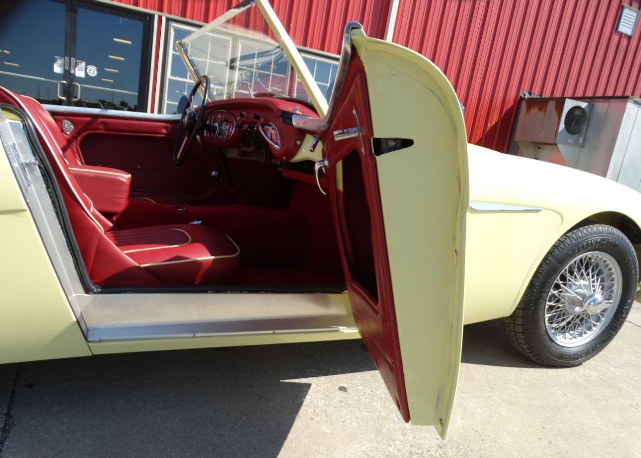 1961 Austin Healey 3000 52