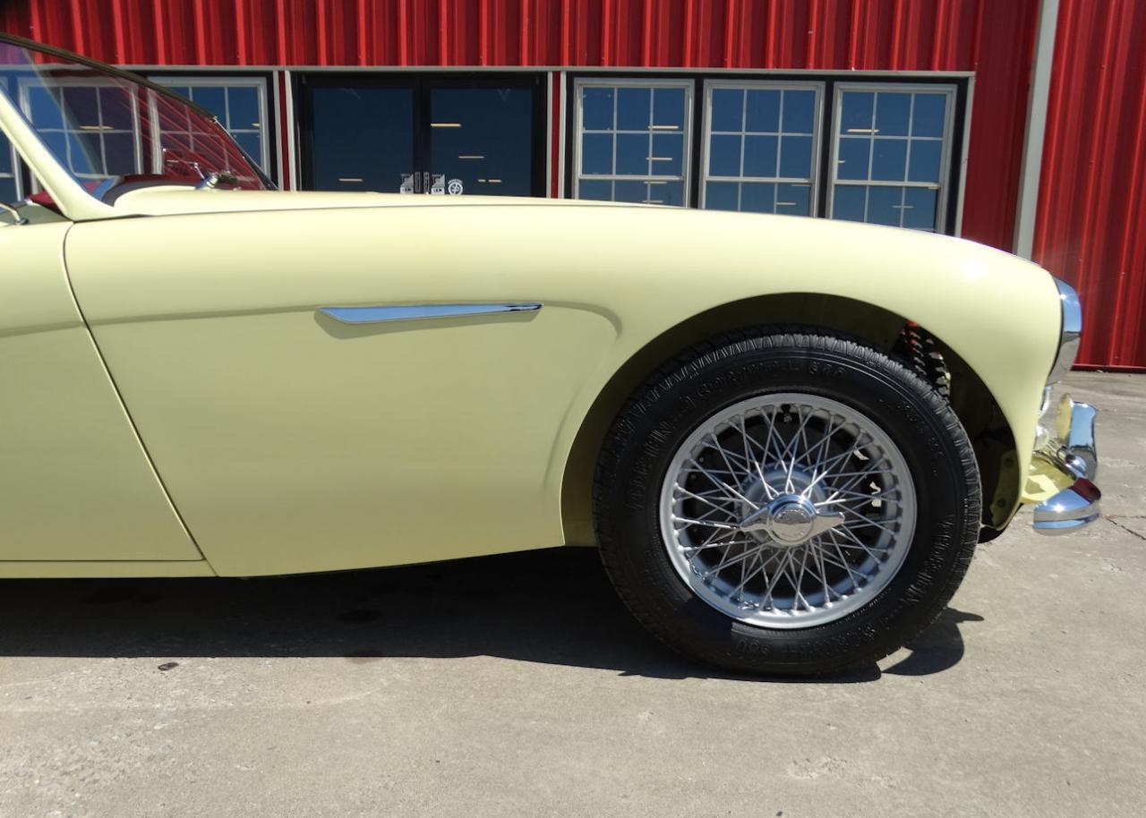 1961 Austin Healey 3000 55