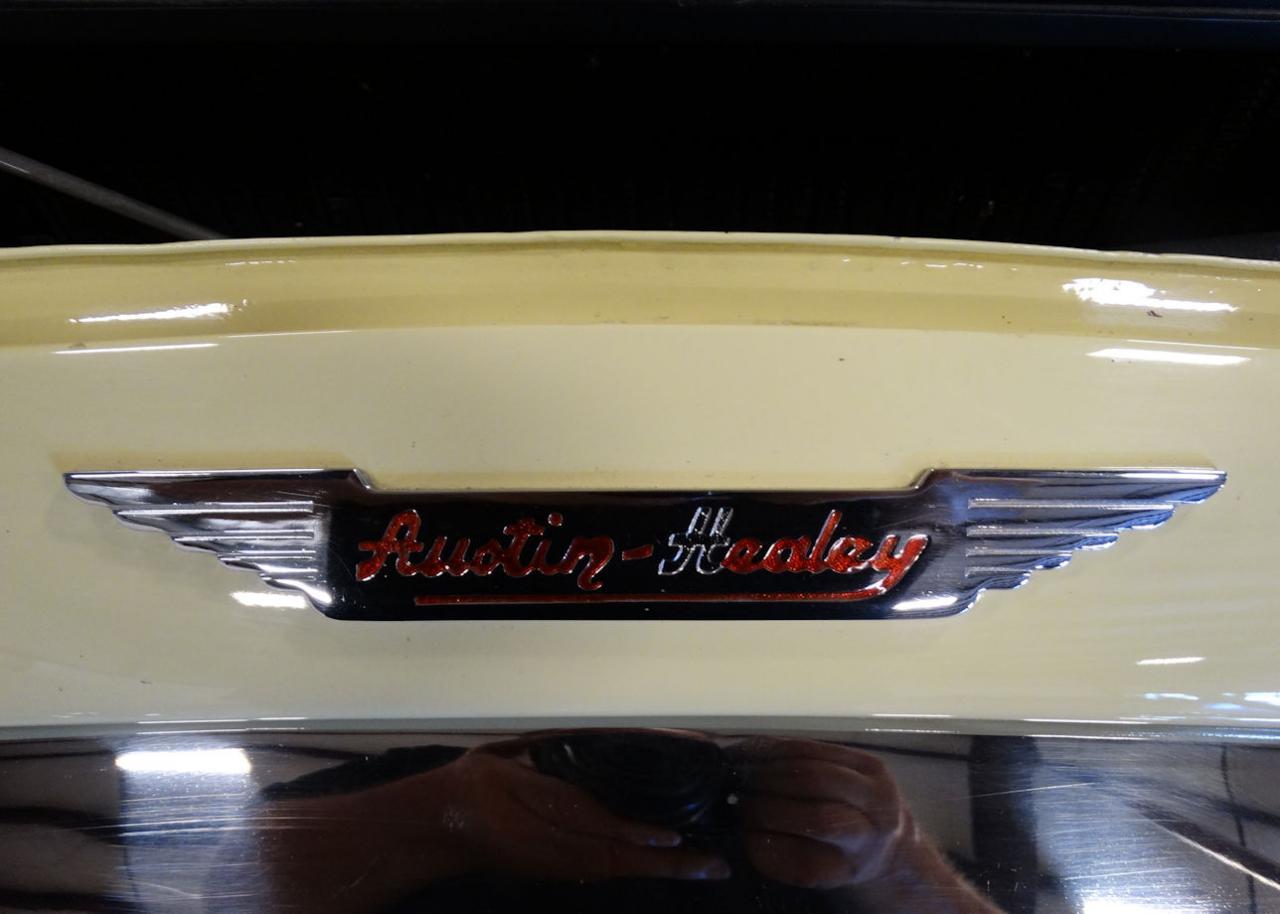1961 Austin Healey 3000 58