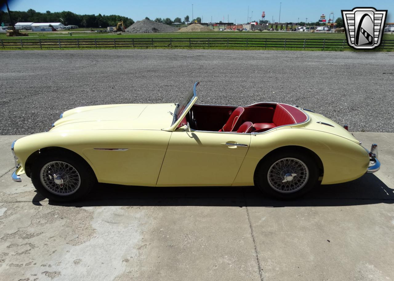 1961 Austin Healey 3000 60