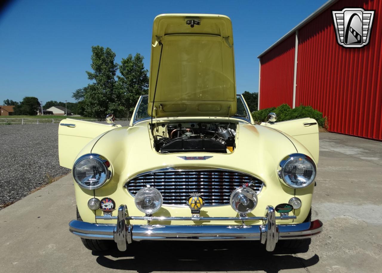 1961 Austin Healey 3000 61