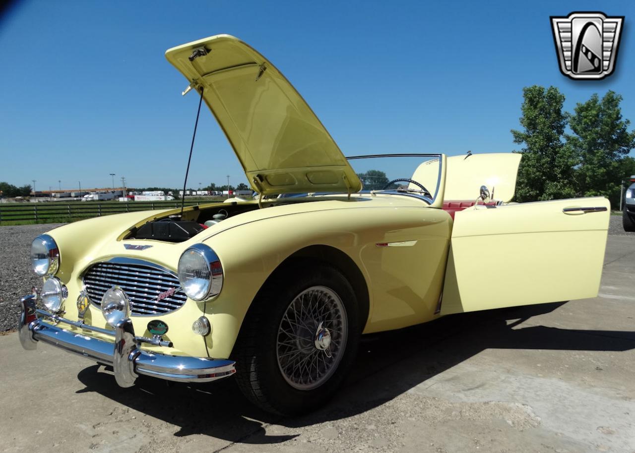 1961 Austin Healey 3000 67