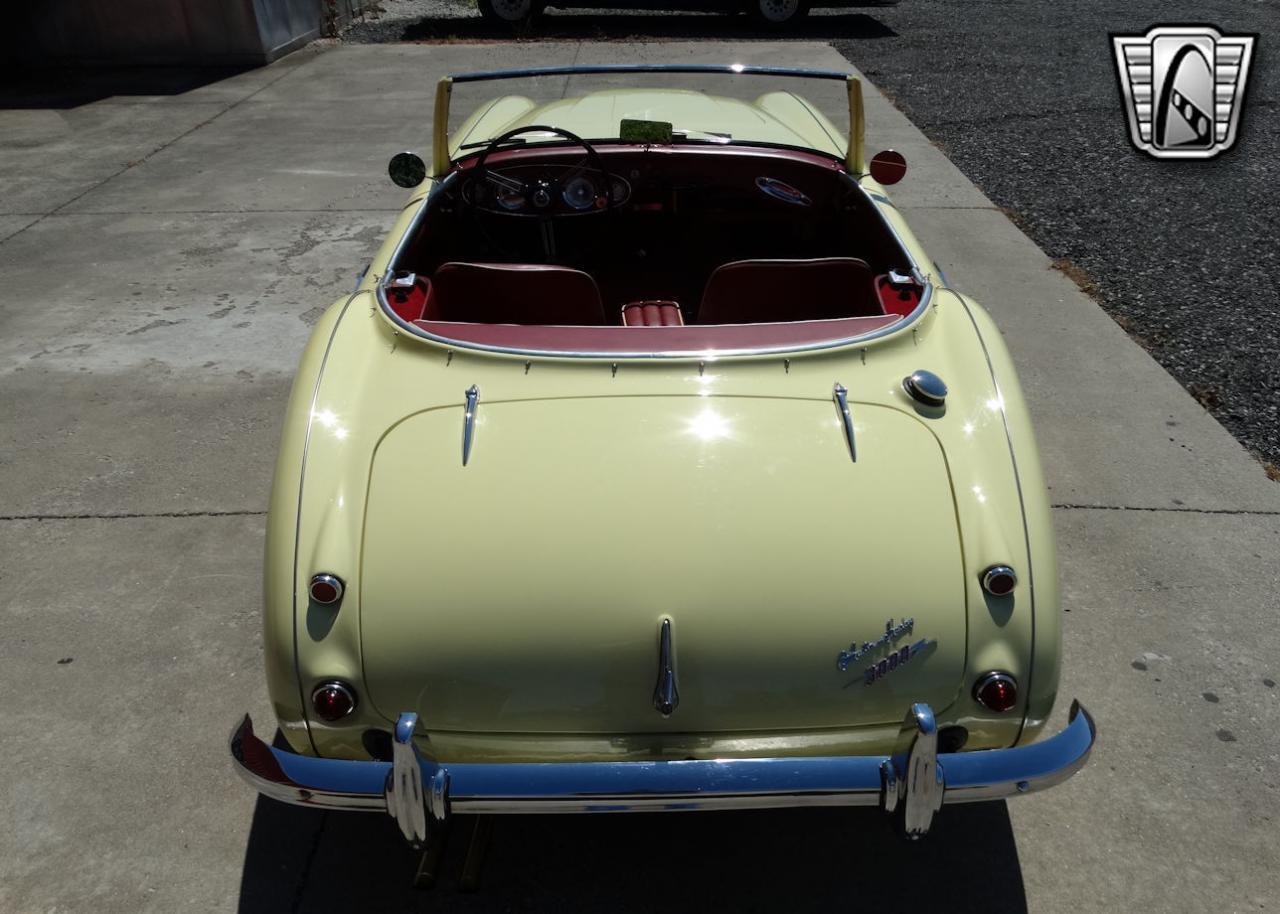 1961 Austin Healey 3000 72