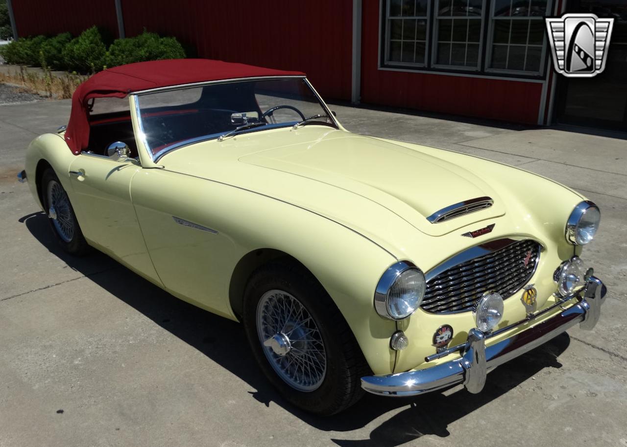 1961 Austin Healey 3000 74