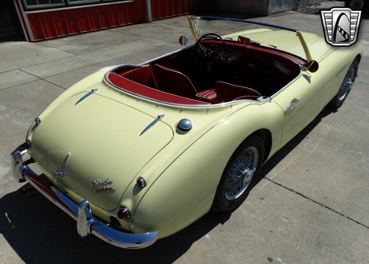 1961 Austin Healey 3000 78