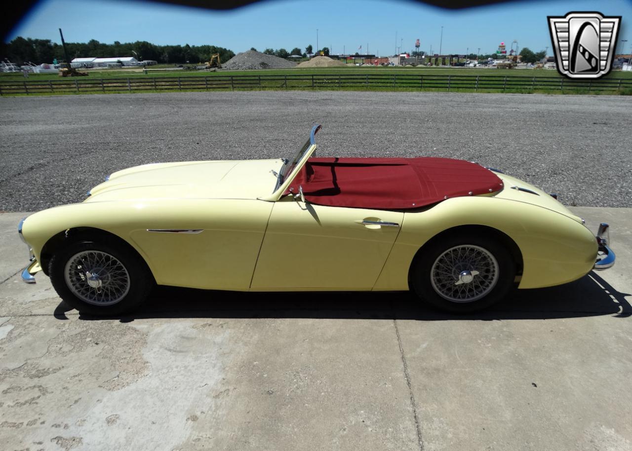 1961 Austin Healey 3000 80