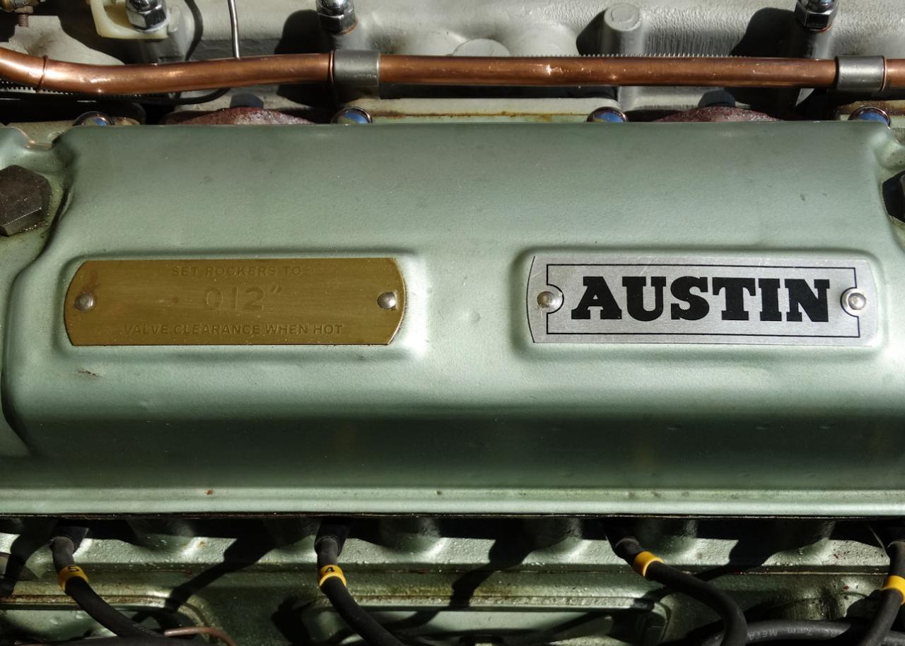 1961 Austin Healey 3000 82