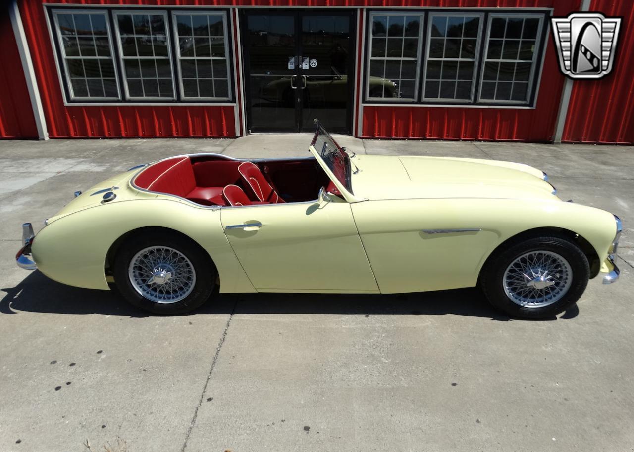 1961 Austin Healey 3000 84