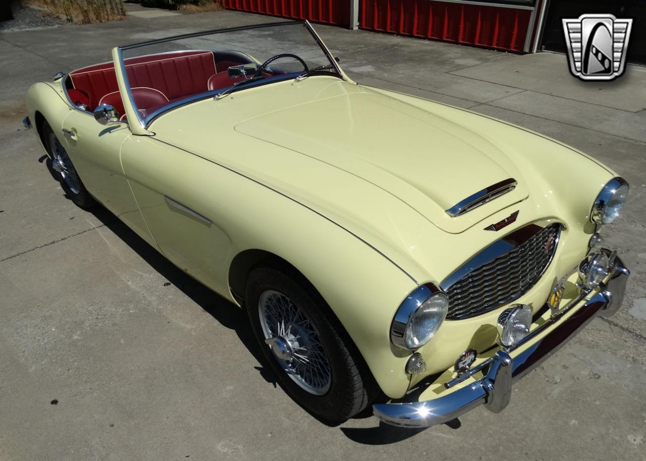 1961 Austin Healey 3000 89