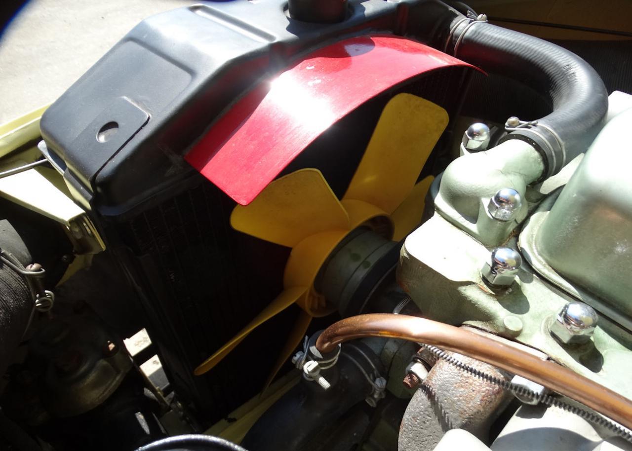 1961 Austin Healey 3000 93