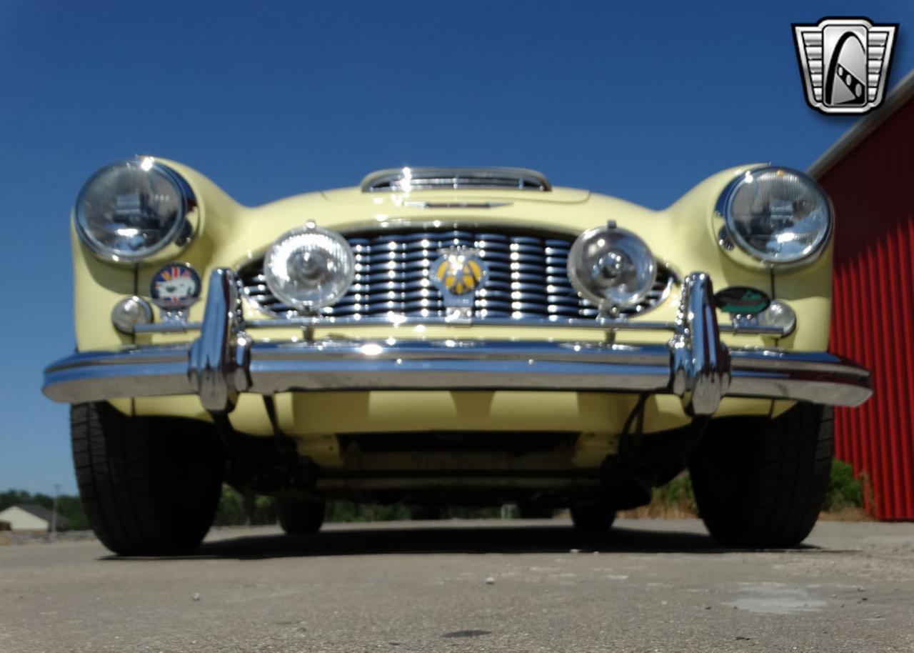 1961 Austin Healey 3000 94