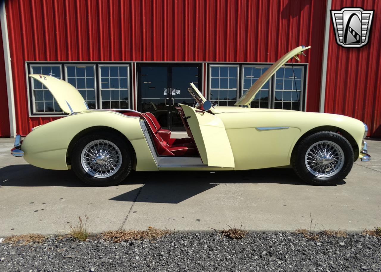 1961 Austin Healey 3000 95