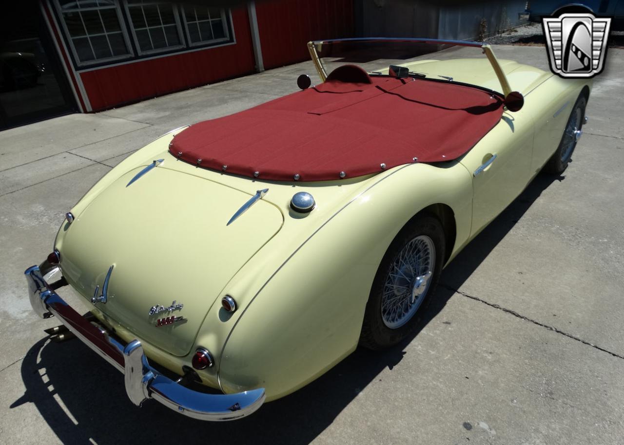 1961 Austin Healey 3000 96