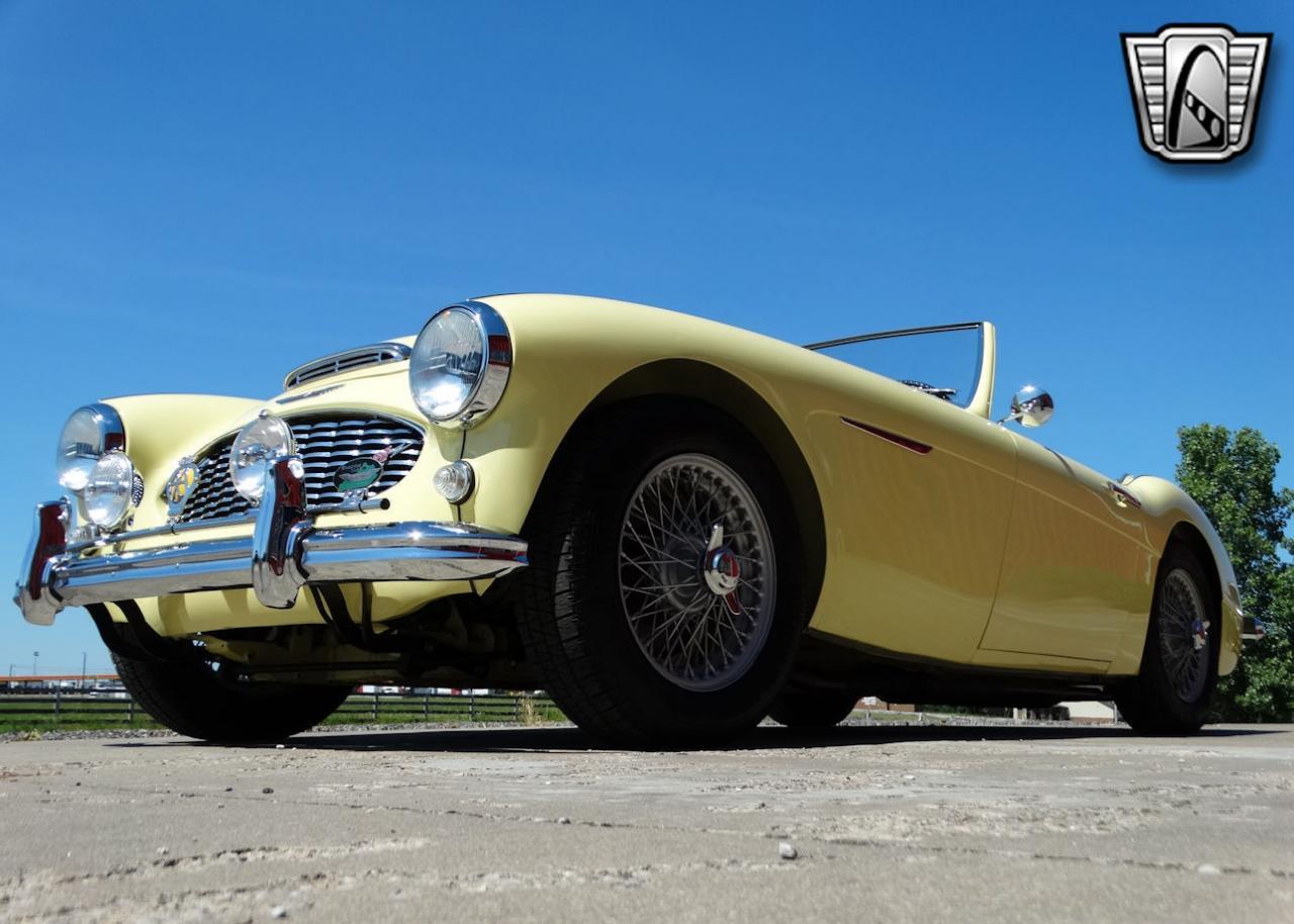 1961 Austin Healey 3000 99