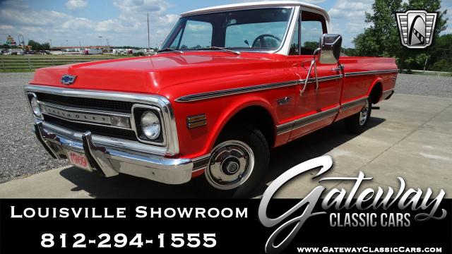 1969 Chevrolet C10<br><span style='font-size: large; font-style: italic'><b>  </b></span>