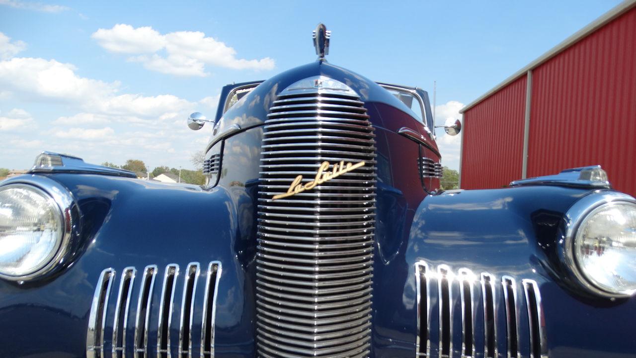 1940 Cadillac LaSalle 3