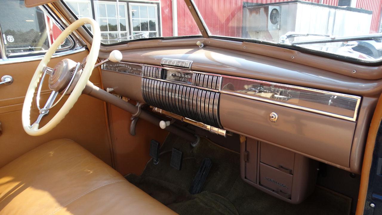 1940 Cadillac LaSalle 6