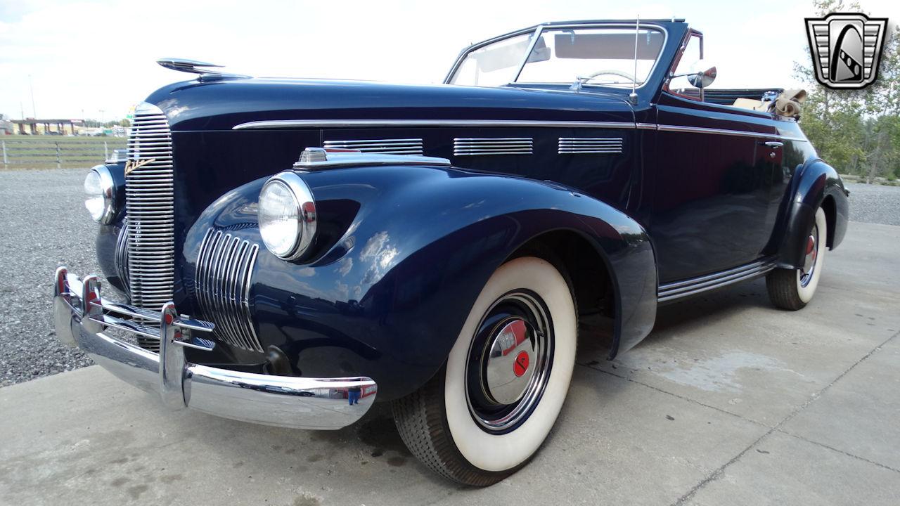 1940 Cadillac LaSalle 7