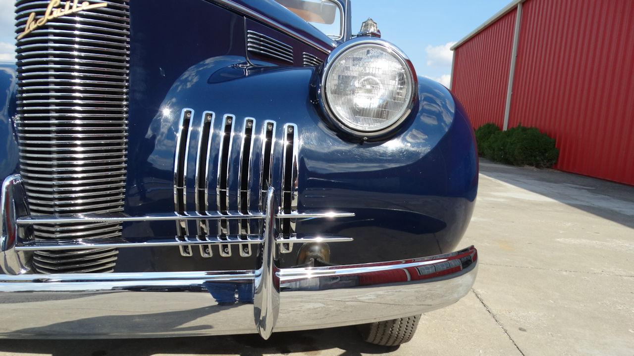 1940 Cadillac LaSalle 8