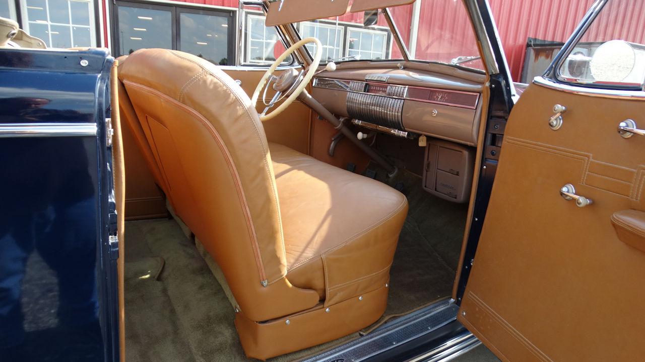 1940 Cadillac LaSalle 11