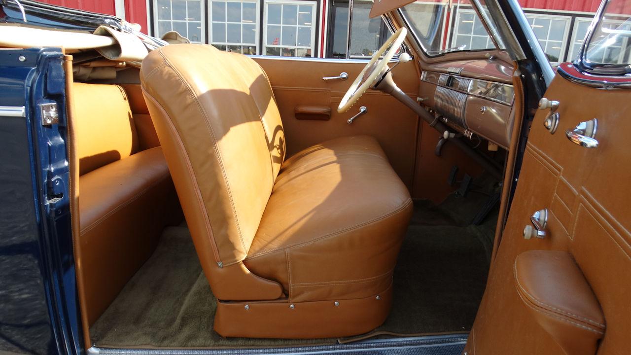 1940 Cadillac LaSalle 16