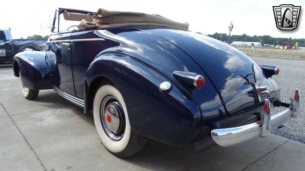 1940 Cadillac LaSalle 17
