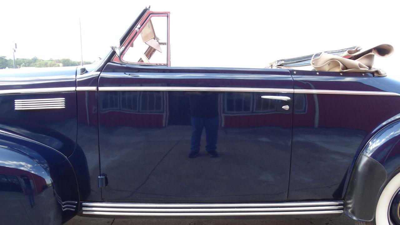 1940 Cadillac LaSalle 18