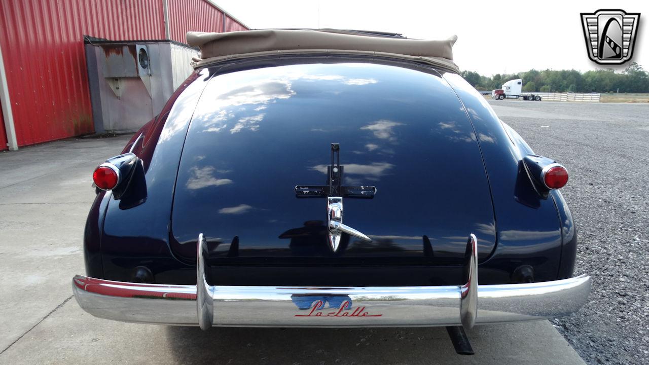 1940 Cadillac LaSalle 22