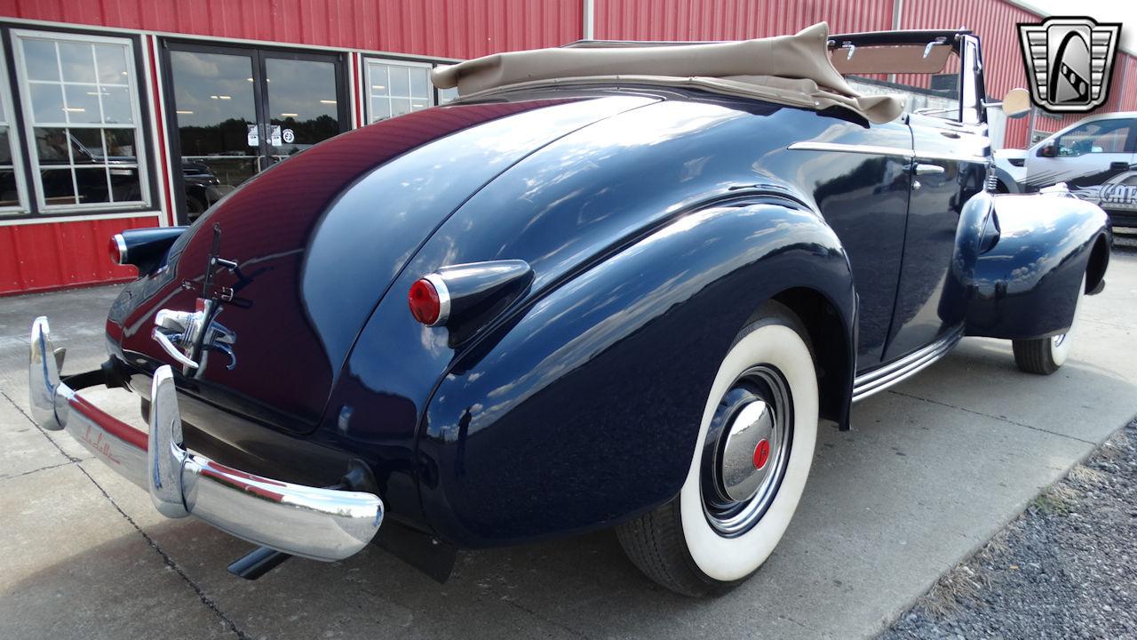 1940 Cadillac LaSalle 27