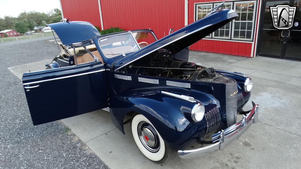 1940 Cadillac LaSalle 29