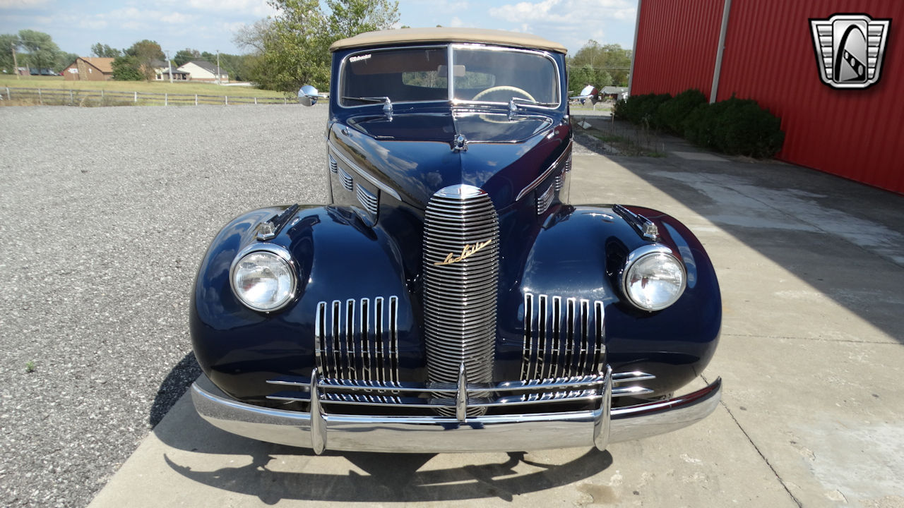 1940 Cadillac LaSalle 34