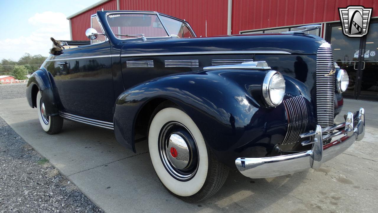 1940 Cadillac LaSalle 37