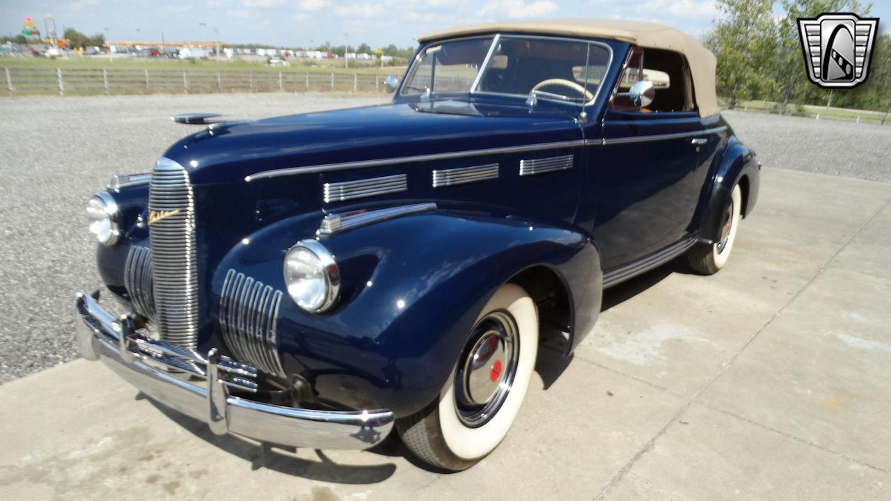 1940 Cadillac LaSalle 39