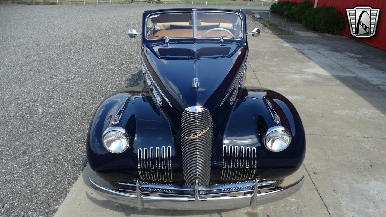 1940 Cadillac LaSalle 42