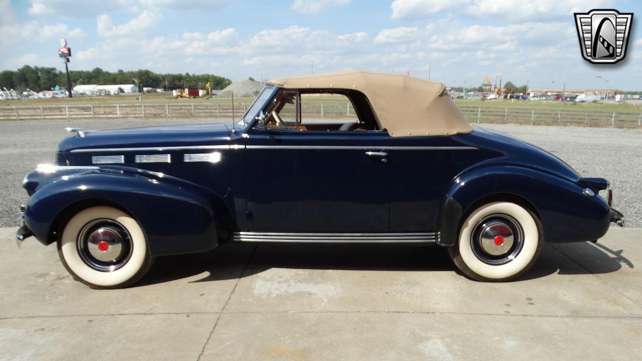 1940 Cadillac LaSalle 44