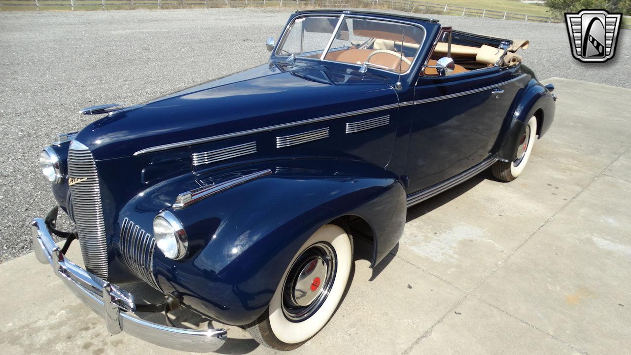 1940 Cadillac LaSalle 47