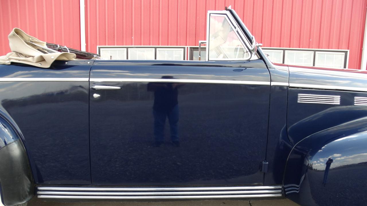 1940 Cadillac LaSalle 48