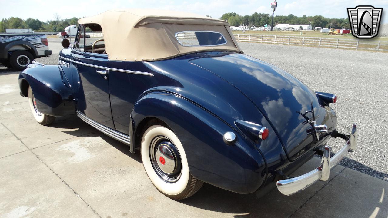 1940 Cadillac LaSalle 49