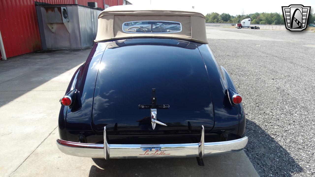 1940 Cadillac LaSalle 54