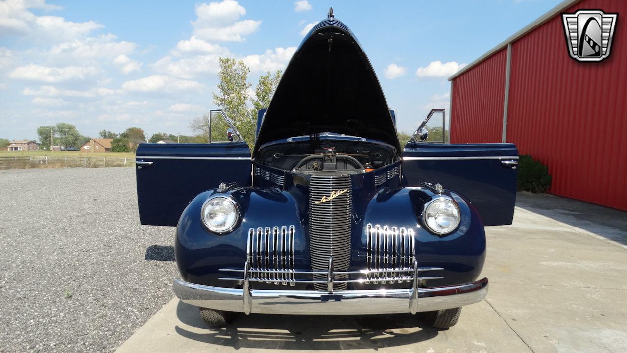 1940 Cadillac LaSalle 57
