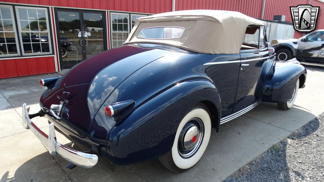 1940 Cadillac LaSalle 58