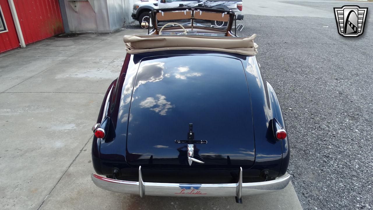 1940 Cadillac LaSalle 61