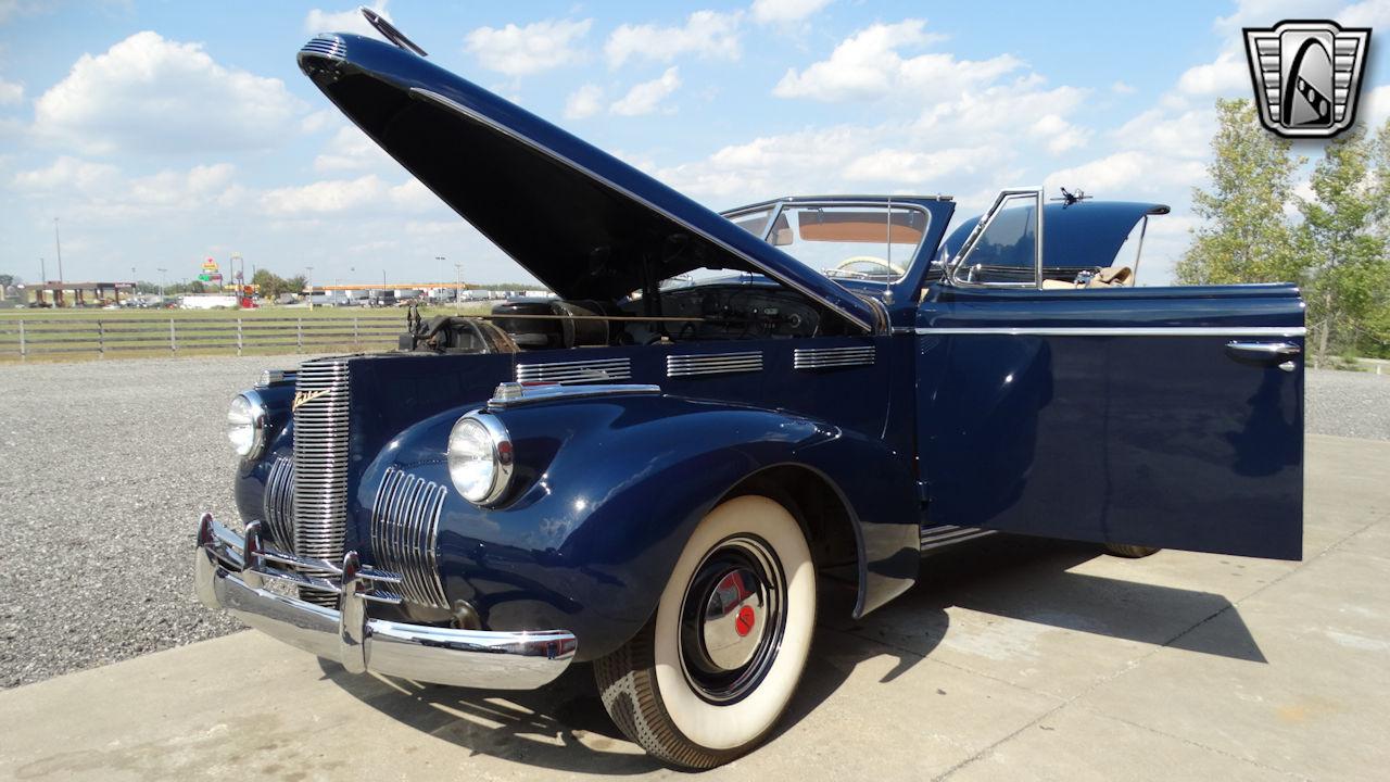 1940 Cadillac LaSalle 62